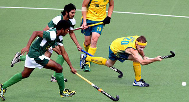 Australia vs Pakistan 1st test Hockey Series 2017