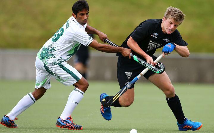 Pakistan vs Newzealand 2nd Test Hockey in Wellington
