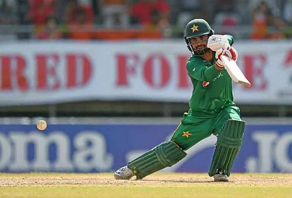 Ahmed Shehzad hit his 6th T20I fifty
