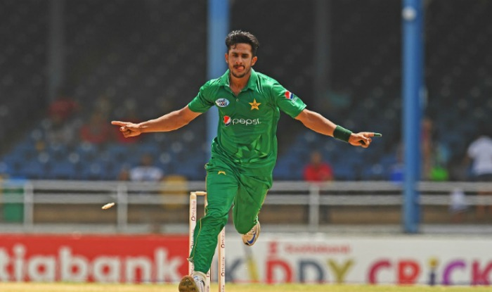 Hasan Ali bowled superbly to limit the opposition to 124 runs total