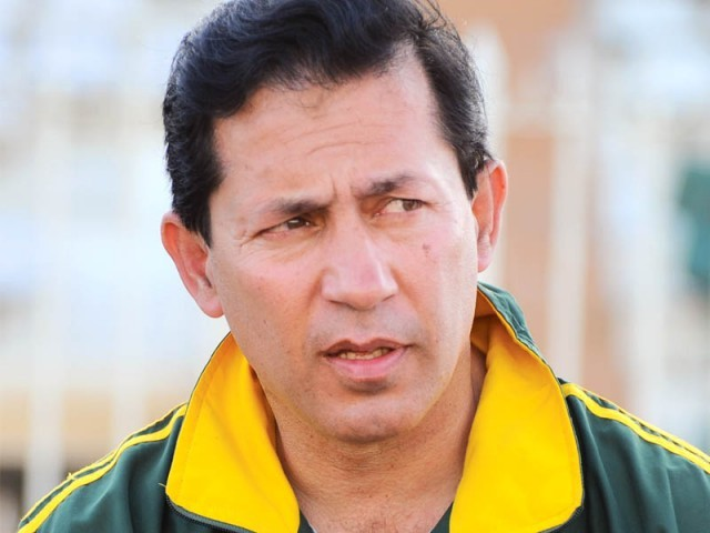 Khawaja Junaid -- Pakistan's Hockey Coach