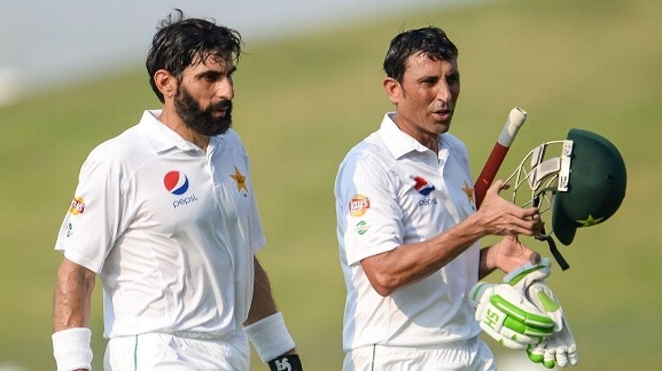 Misbah ul Haq & Younis Khan, Pakistan's Veteran Batsmen