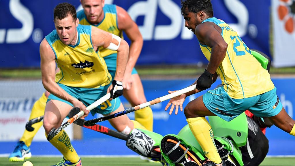 Pakistan vs Australia Hockey test series --4th Match